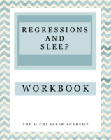 regressions and sleep workbook cover