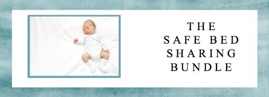 safe bed sharing banner