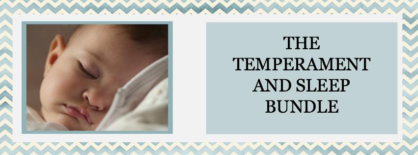 Temperament and sleep banner 1