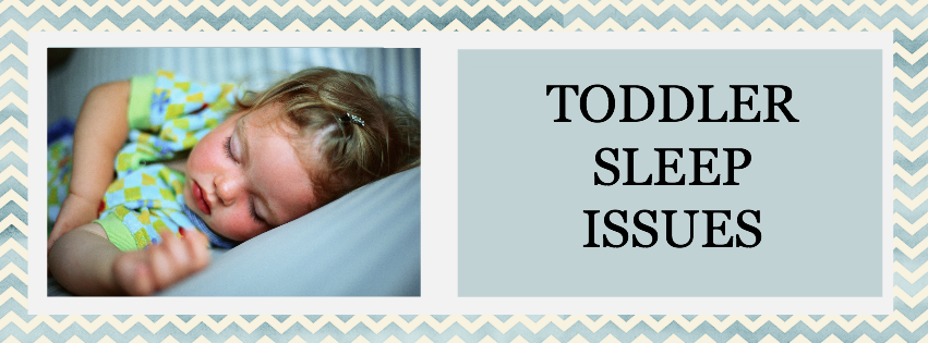 Toddler sleep issues banner 1