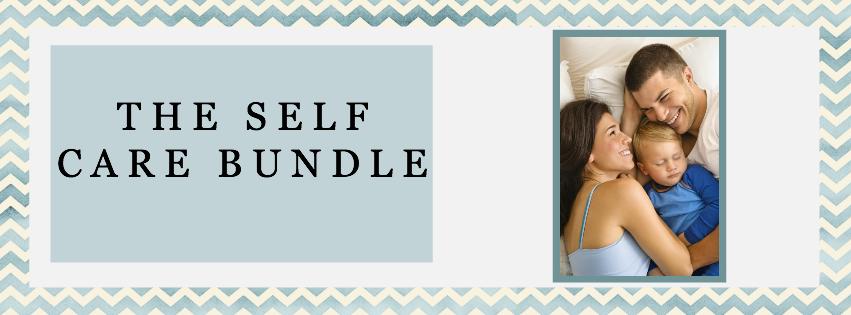 Self Care bundle banner