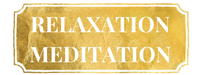 RELAXATION BUTTON